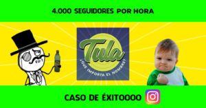 Tula Chile: Caso de Estudio en Instagram.