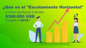 """¿Qué es el """"Escalamiento Horizontal"""" y Cómo nos Ayudó a Vender $300.000 USD Durante el 2019?"""
